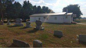 Salem Church grounds
